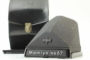 [Near MINT in Case] Mamiya Eye Level Prism Finder s for RB67 Pro s SD From JAPAN