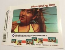 RACHAEL LUCAS When I Find My Lover CD 2003  BONDI TSUNAMI Soundtrack +4 mixes