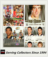AFL Trading Card MASTER Team Collection-COLLINGWOOD-2009 Select AFL Champions