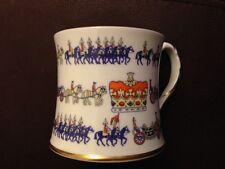 Limited Edition Commemorative Coalport Mug - Duke and Duchess of York Marriage.