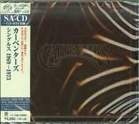 CARPENTERS-THE SINGLES 1969-1973-JAPAN SHM-SACD G88
