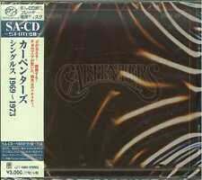 CARPENTERS-THE SINGLES 1969-1973-JAPAN SHM-SACD G88