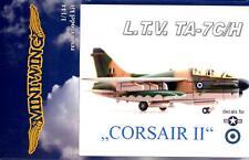 MiniWing Models 1/144 L.T.V. TA-7C/H CORSAIR II Two-Seater Attack Jet
