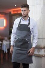 Delantal BAR Cocina Hombre Antimanchas Resistente