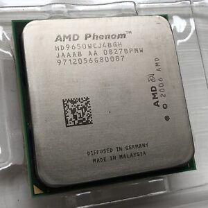 AMD Phenom X4 9650 HD9650WCJ4BGH Quad-Core 2.3GHz Socket AM2 AM2+ CPU 2300MHz