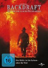 Backdraft - Männer die durchs Feuer gehen von Ron Howard | DVD | Zustand gut