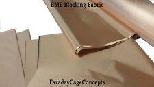 """EMF RFID RF Shielding Copper Fabric Roll - 43"""" x 20' (feet!)"""