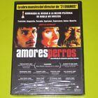 DVD.- AMORES PERROS - ALEJANDRO IÑARRITU - GAEL GARCIA BERNAL - PRECINTADA