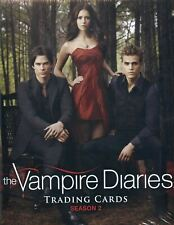 Vampire Diaries Season Two Empty Card Album