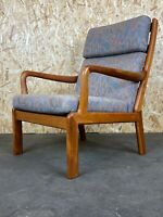 60er 70er Jahre Teak Easy Chair Sessel L. Olsen & Søn Danish Denmark Design 60s
