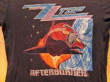 Vintage Original ZZ TOP Concert Shirt 1986 Tour Shirt Size XL Rare Rock T shirt