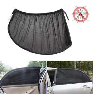 Mosquito Net Sun Cover Rear Side Kid UV Protection Mesh Mosquito Repellent Cover