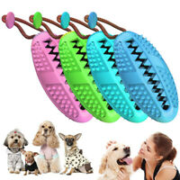 Dog Toothbrush Chew Stick Cleaning Toy Silicone Pet Brushing Oral Dental