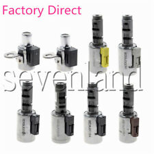SL 09GTF60SN SET OF 8 6-SPEED TRANSMISSION SOLENOID FOR  2003-On VW AUDI MINI