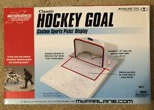 McFARLANE SPORTSPICKS NHL CLASSIC HOCKEY GOAL, NIB/Never Opened.  Free Shipping