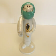 TWEEPLES WORLD BY JOE PECK 2000 Ceramic Surgery Made Simple Surgeon Whistle