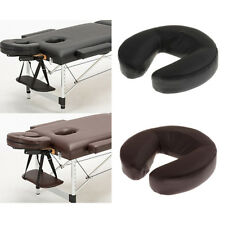 2pcs Foam Face Down Cradle Cushion Pillow for Massage Acupuncture Table Bed
