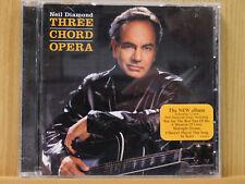 Neil Diamond - Three Chord Opera  (CD, Jul-2001, Columbia (USA)) Mint