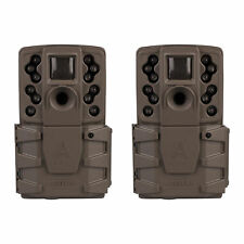 (2 Pack) New Moultrie A-25 A25 Infrared IR 12MP Game Trail Stealth Camera Cam