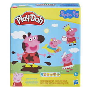 Play-Doh Peppa Pig Stylin Playset