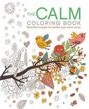 Chartwell Coloring Bks.: The Calm Coloring Book (2015, Paperback)