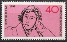 BUND Nr.750 ** Heinrich Heine 1972, postfrisch