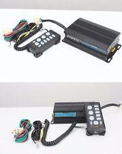 Police Siren ESV6203 Electrical Car Siren 200W Alarm Siren Host 9Tone no speaker