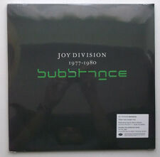 Joy Division - Substance (Expanded) 2x LP Record Vinyl - BRAND NEW - 180 Gram