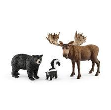 Schleich - 41456 Waldbewohner Nordamerikas