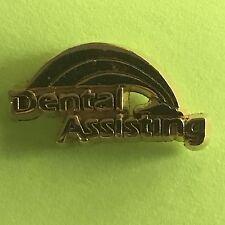 Medical Pin - Older Dental Assisting