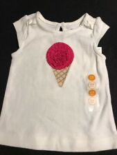 Gymboree Baby Girl Shirt 3-6 Months