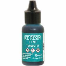 IRT-58144 Ice Resin Tints .5oz -Turquoise