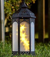 Plastic Candle & Tea Light Lanterns