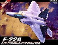 [Academy] #12423 Air Dominance Fighter F-22A
