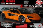 2019 McLaren 570  2019 McLaren 570S