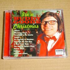 Buddy Goode - It`S A Buddy Goode Christmas New Zealand CD MINT #AF04