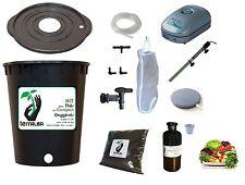 Kit complet 20L noir pour thé compost aéré : pompe filtre... tea compost brewer