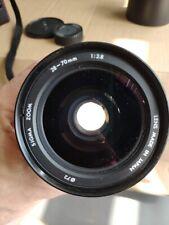 Objectif Sigma 28-70mm f/2.8 pour Nikon Ø72mm + housse