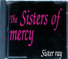SISTERS OF MERCY SOM Sister Ray 15 Tracks 1984 1985 CD