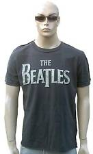 AMPLIFIED THE BEATLES Rock Star ViP Vintage Nähte Out Designer T-Shirt g.XS/S 46