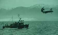 Official USN United States Navy Photo YMT 10 Simulated Convoy Exercise Military