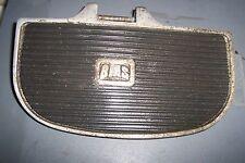 1983 Honda Goldwing GL1100  Left Side Passenger Floor Board