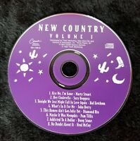 Audio CD - NEW COUNTRY - Volume 1 - USED Like New (LN) WORLDWIDE SHIPPING