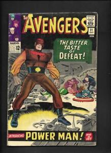 Avengers 21 VG 4.0 Hi-Res Scans