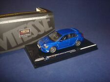 Mitsubishi Lancer Sportback Ralliart Lighting Blue Vitesse 29268 1:43