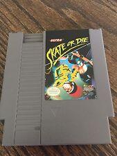 Skate or Die (Nintendo Entertainment System, 1988) NES Cart NE1