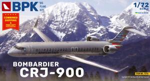BPK 7216 - 1/72 - Bombardier CRJ-900 airplane Scale model kit