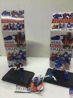 Bandai Gashapon Hero Mecha Collection Vol. 1 MAZINGA Z e XABUNGLE MIB, 2004