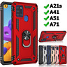 Heavy Duty Case for Samsung Galaxy A21s A41 A51 A71 Shockproof Armour Case