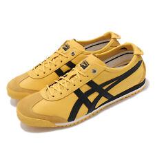 Asics Onitsuka Tiger Mexico 66 SD Tai-Chi Yellow Black Men Shoes 1183A727-750